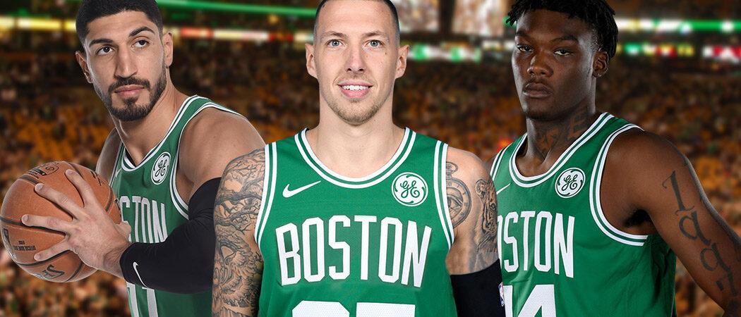 Pivôs Celtics
