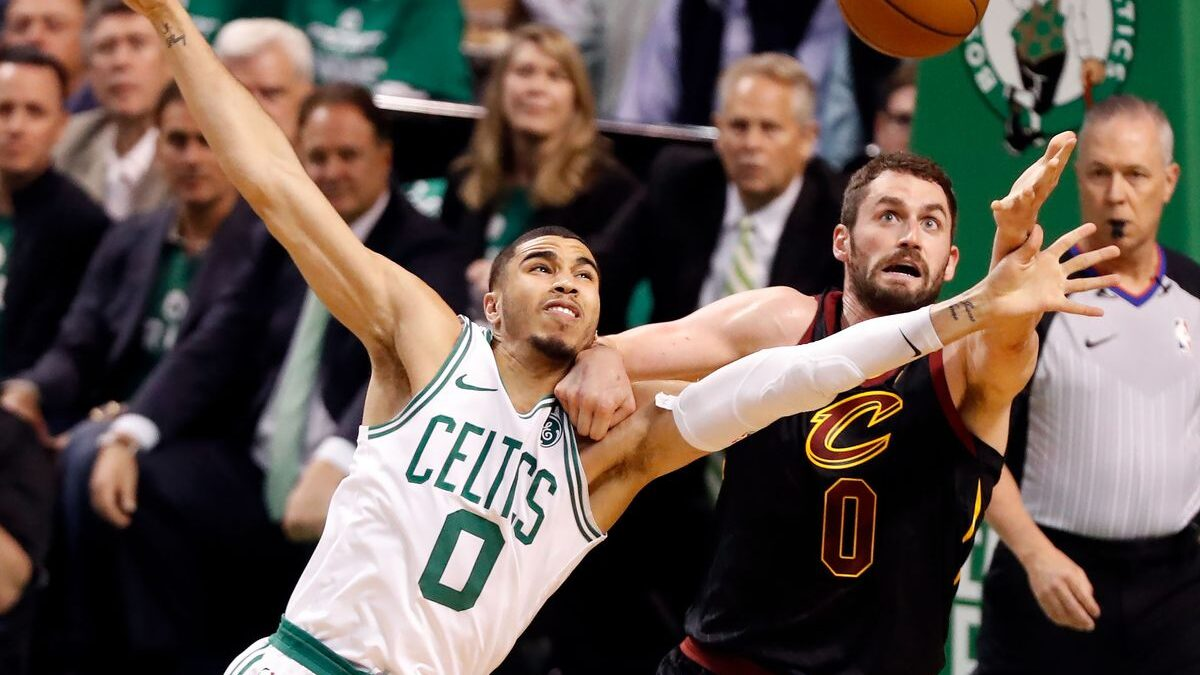 boston celtics x cleveland cavaliers